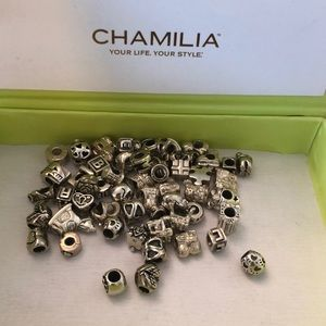 Chamilia charms 925 LOVE and baby inspiration 50+
